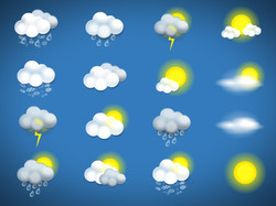 SnapNews – Wettericons