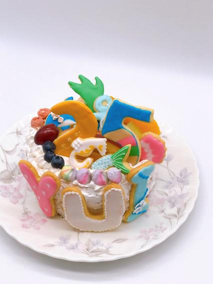 カスタマイズケーキ