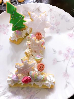 ナンバーケーキ