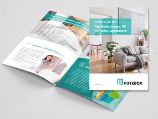 Putzbox – Werbeaufritt