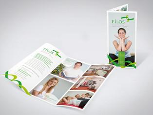 Fílos – Broschüre