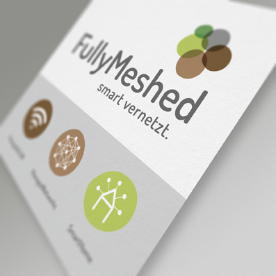 FullyMeshed-Corporate Design