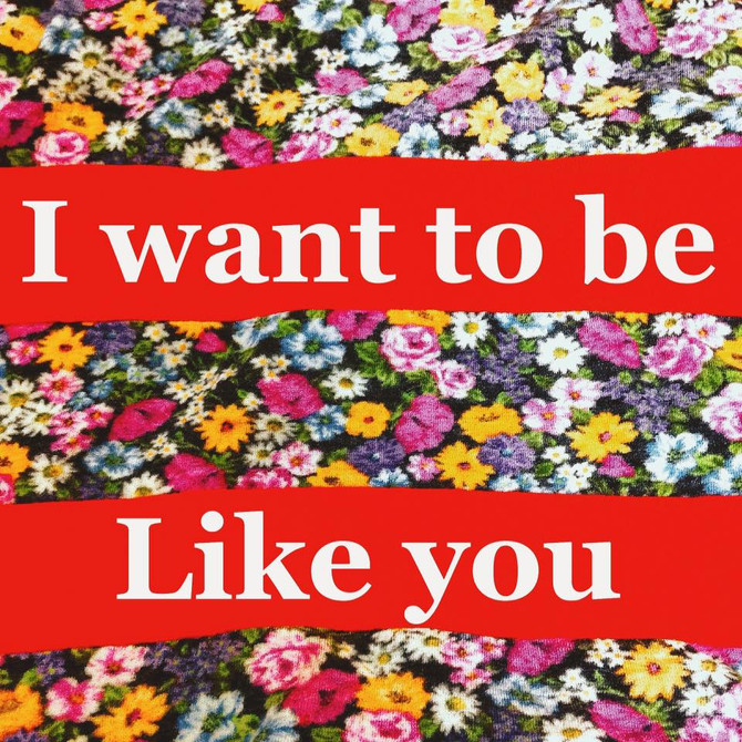 I want to be like you!!!