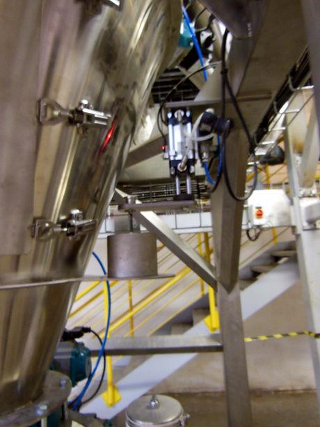 Impianto di pesatura - Controllo efficienza celle di carico