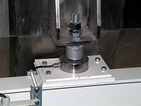 Controllo del peso tramite celle di carico