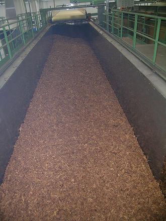 stoccaggio dinamico per tabacco trinciato