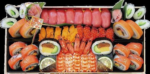 おおいた素材寿司詰合せ