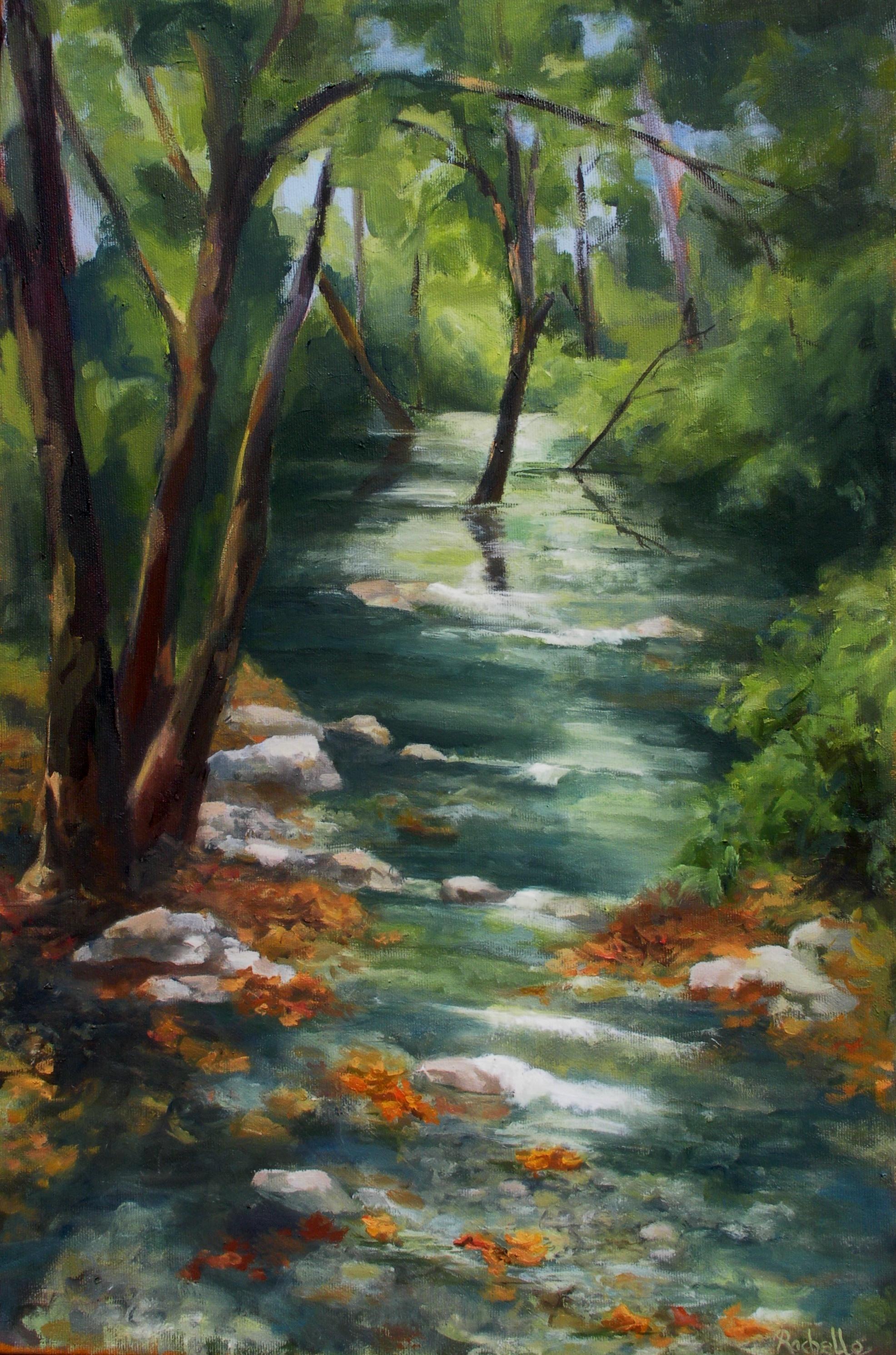autumn stream 2017