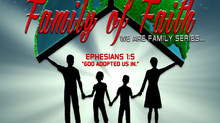 This month's theme. We Are Family Series...