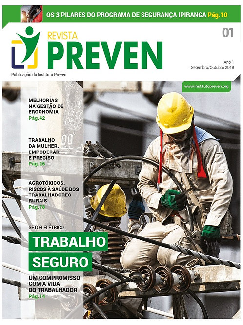 Revista Preven Digital - Assinatura Anual