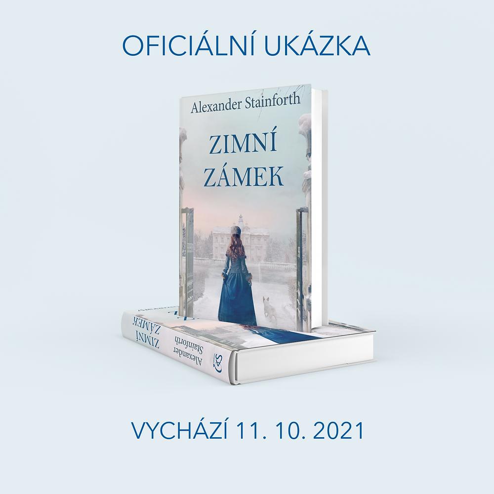 Obálka knihy Zimní zámek