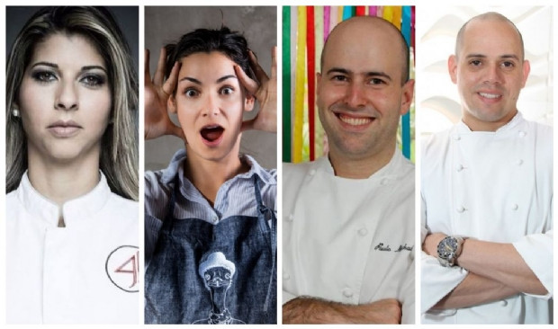 Destaque na mídia: Congresso de Gastronomia com chefs premiados