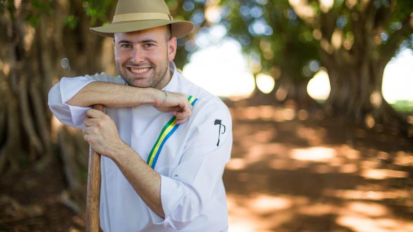 Destaque na mídia: Paulo Machado destaca importância da cozinha pantaneira