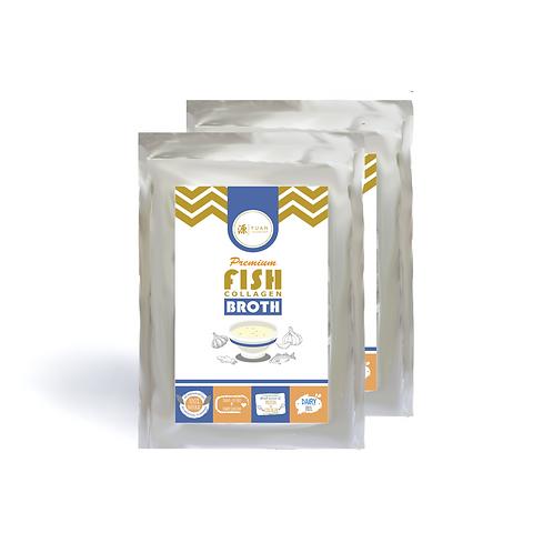 Premium Fish Collagen Broth (1kgx 2Packs)