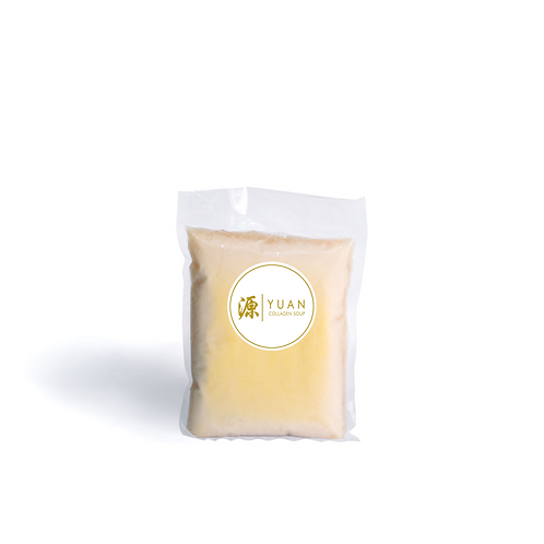 Premium Chicken Collagen Broth (1kg) Frozen Pack