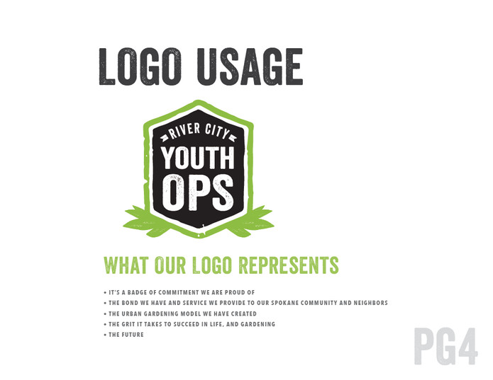 Youth Ops Brand Guide