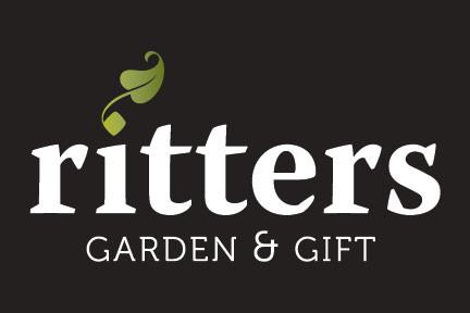 Ritters Garden & Gift Logo Design