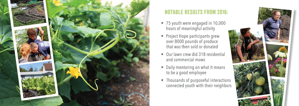 Youth Ops Annual Report