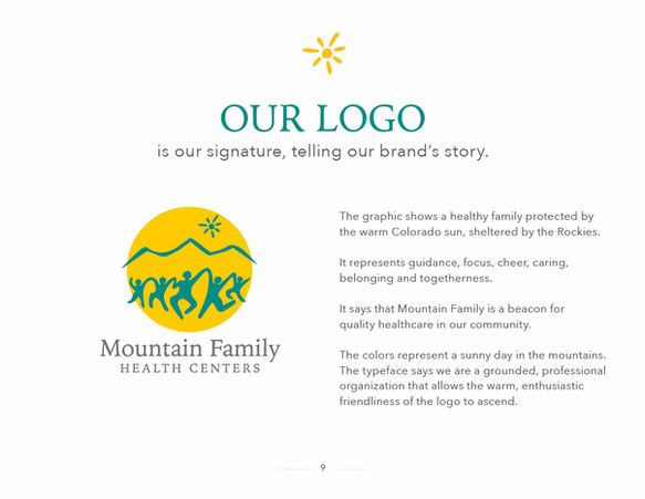 Mountain Family Brand Guide