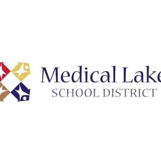 Medical Lake SD Logo Design