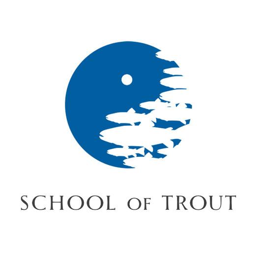 School of Trout Logo Design