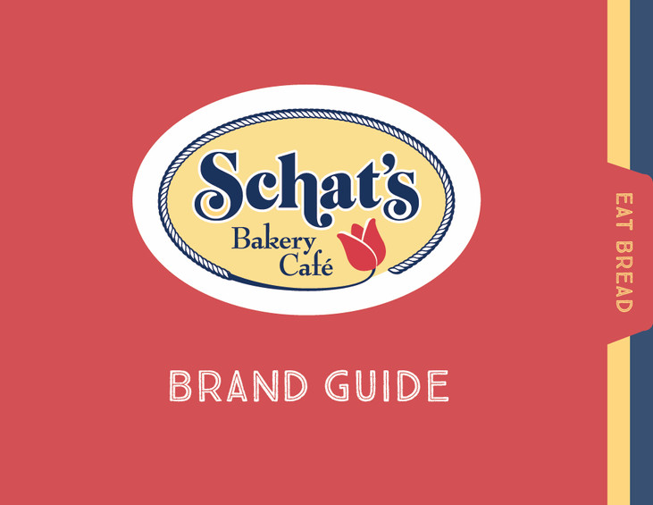 Schat's Brand Guidelines Cover