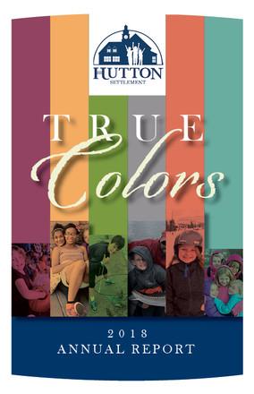 Hutton Settlement Annual Report