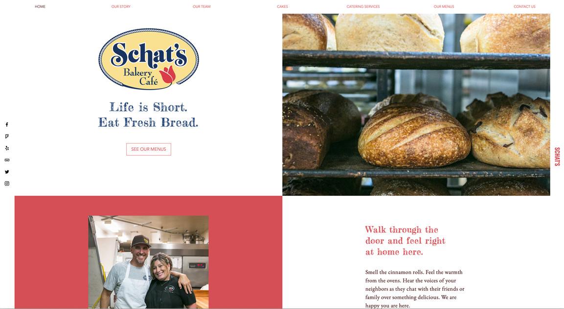 Schats Website Design