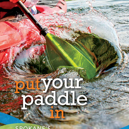 Put Your Paddle In Magazine