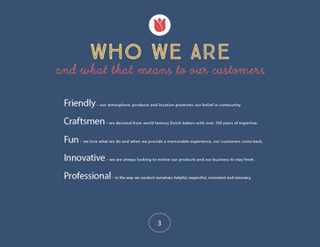 Schat's Brand Guidelines page