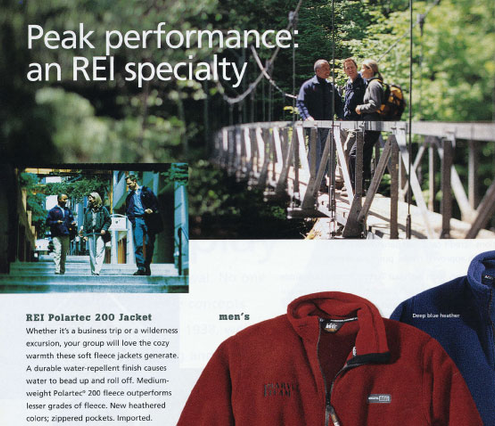 REI Corporate Embroidery Catalog