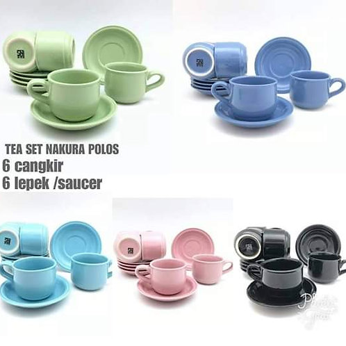 Tea set Nakura Polos