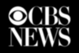 "CBS News. Image of black background with white CBS eye logo and ""CBS NEWS"" in white capital letters."