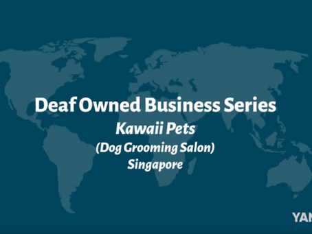 Kawaii Pets: Deaf Owned Business