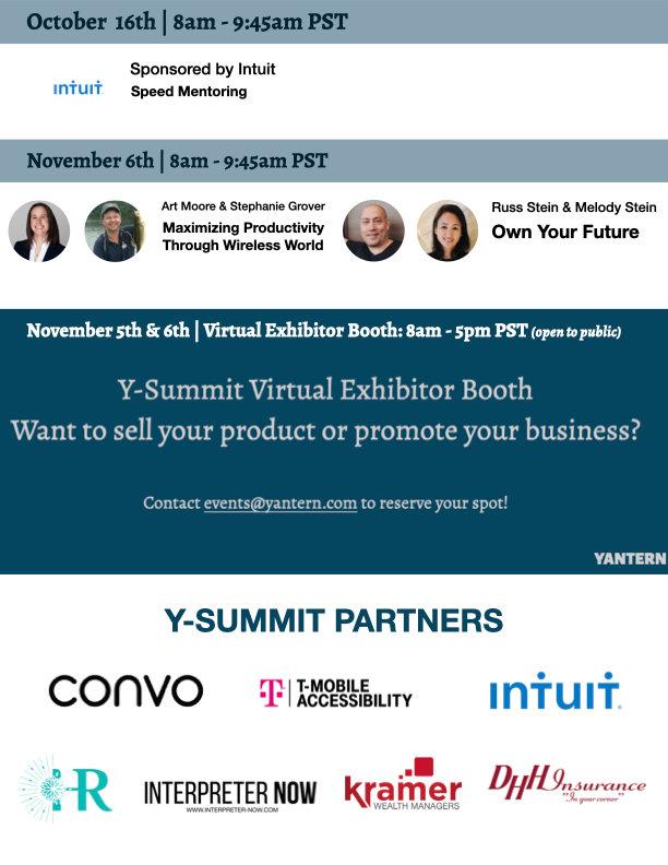 Y-Summit Series 2021 Schedule 8.34.26 AM