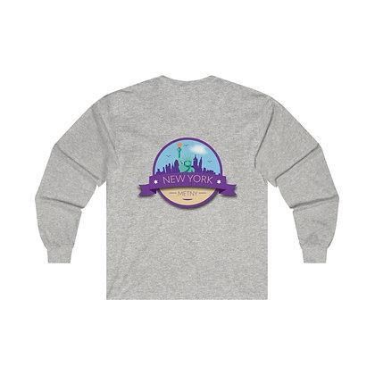 METNY Logo Long Sleeve Shirt