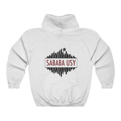 Sababa skyline hoodie