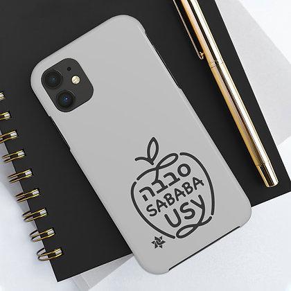 Sababa phone case (MANY PHONE TYPES)
