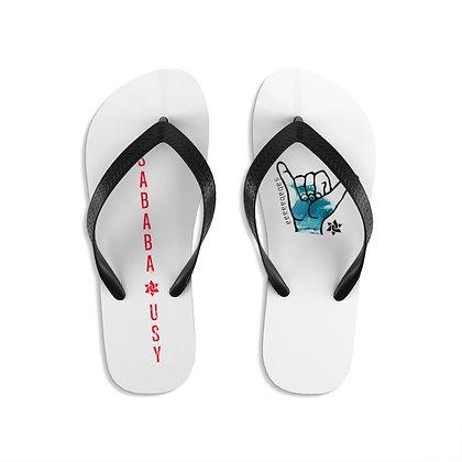 Sababa Unisex Flip-Flops