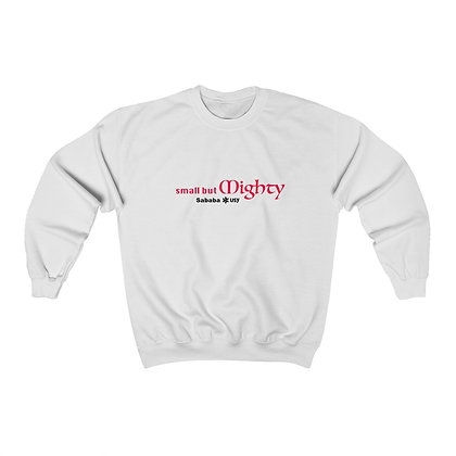 Sababa Small But Mighty Crewneck