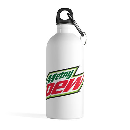 Metny Dew Steel Water Bottle