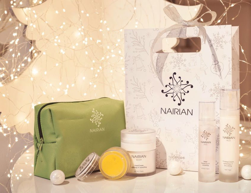 Nairian body care products