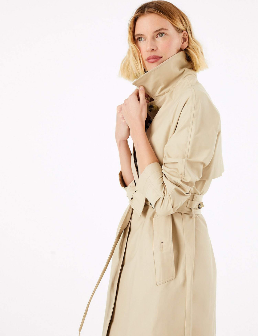 Marks & Spencer trench coat