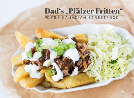 1. Battle Dad vs. Daughter  POUTINE -canadian streetfood-