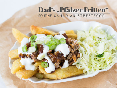 1. Battle Dad vs. Daughter  POUTINE -canadian streetfood-
