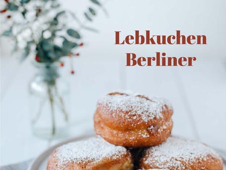 """""""Lebkuchen"""" - Berliner"""