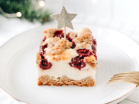 Weihnachtlicher Zupfkuchen