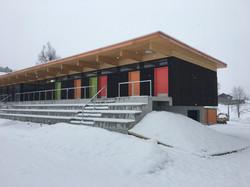 Sportgebäude Lienisberg Walchwil