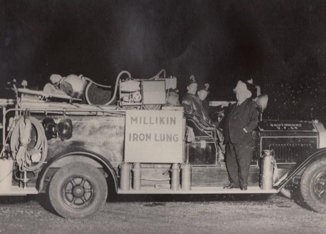 Millikin Iron Lung