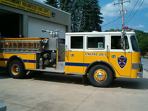 Photo of fire truck